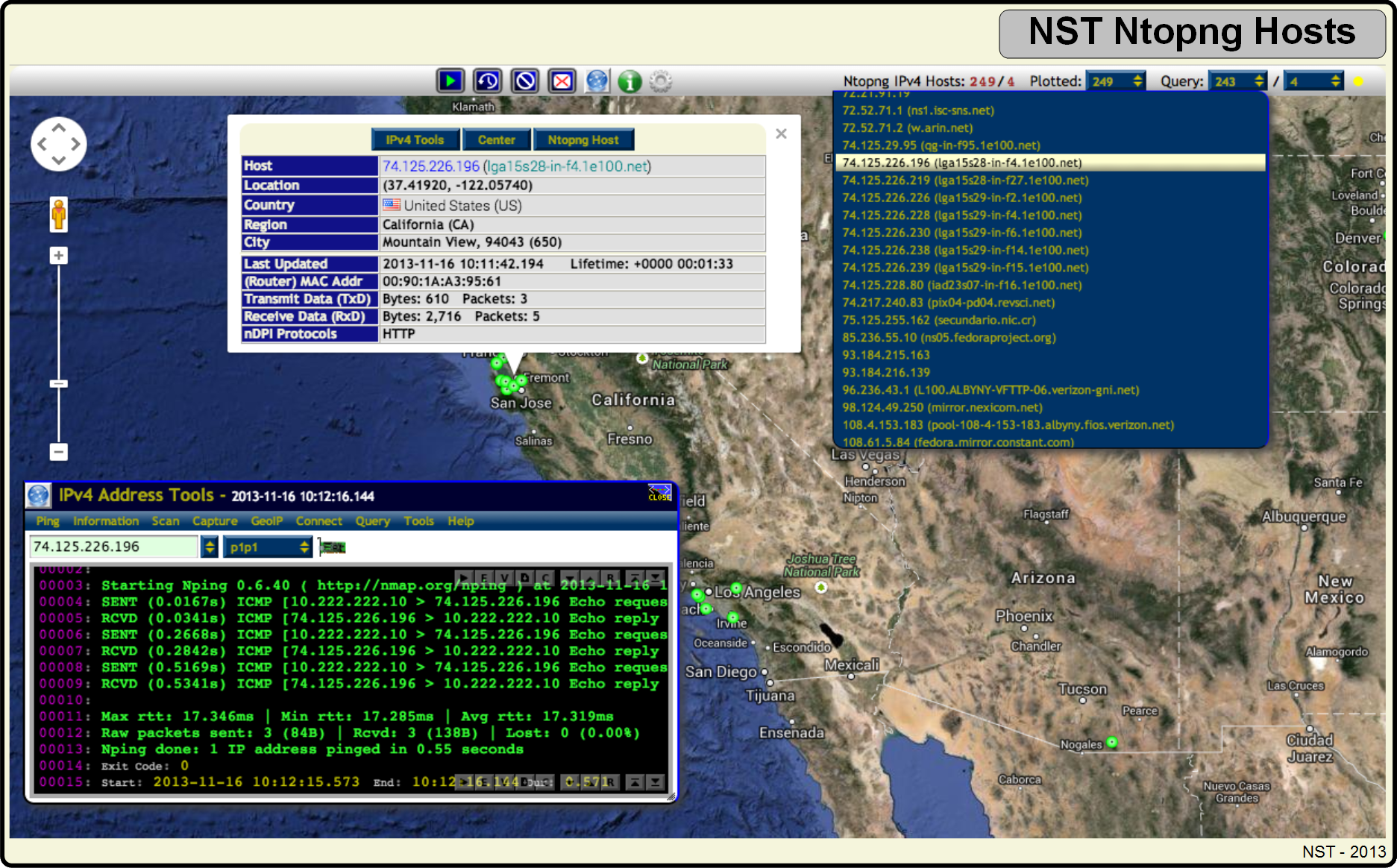 Network Security Toolkit (NST)
